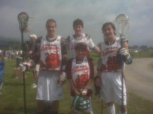 Mc Littlenecks with tall Defensemen