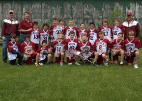 McCrae U13 Team Photo