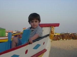 Portugal McCrae in fishing boat 2