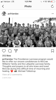 Providence lax