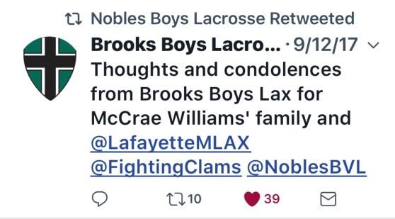 Tribute Brooks