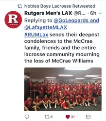 Tribute Rutgers