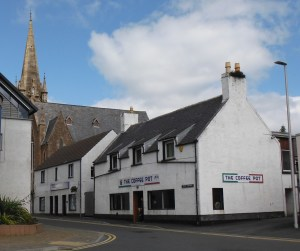 The Coffee Pot, Stornoway