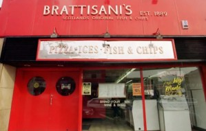 Brattisani's, Newington, Edinburgh
