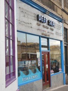 Deep Sea Fish Restaurant, Broughton (Leith Walk)