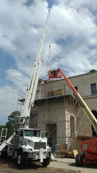 IMG_20170418_105318468-bell tower base-shaft-rebar-formwork-scaffolding