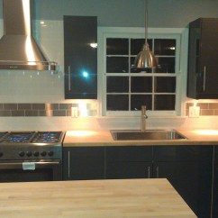 Ikea Kitchen Cabinet Installation Modern Countertops Mccrossin Industries Inc. | ...