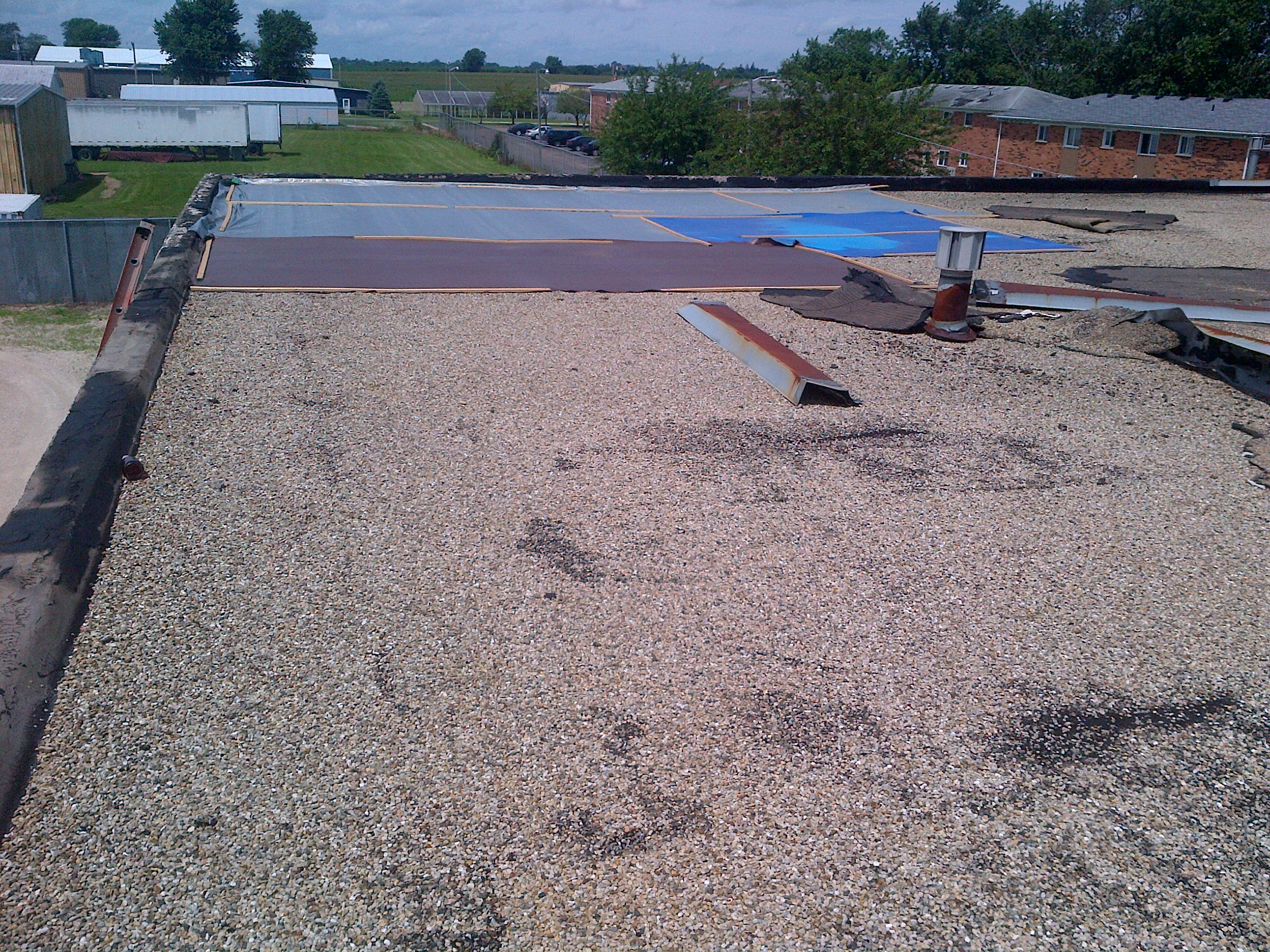 Roofing Emergencies