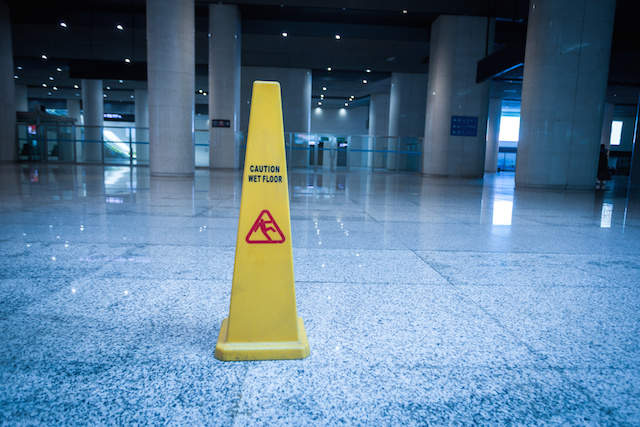 How Is Fault Determined in a Slip and Fall Case?
