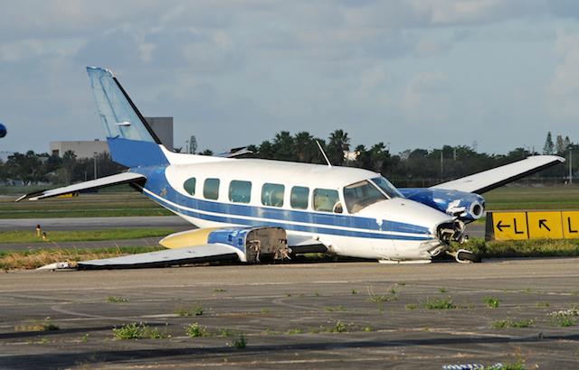 Plane Crash Destroys Several Riverside Homes, Kills Two