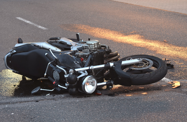 Who's At Fault in a California Motorcycle Accident Involving Lane-Splitting?