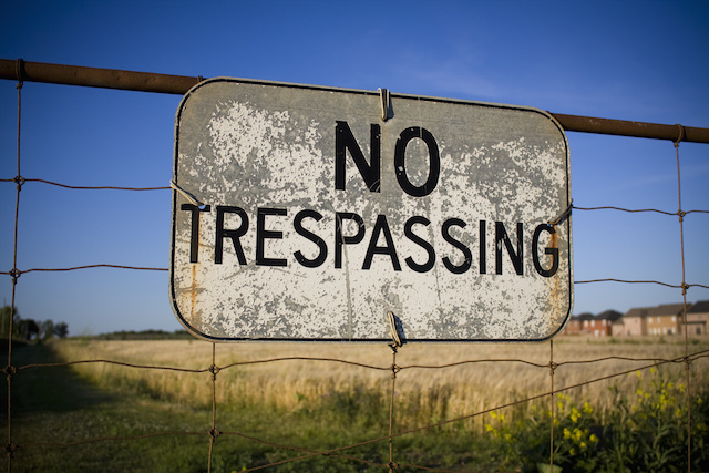 Can Trespassers Win a Personal Injury Lawsuit?