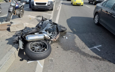 Who Is at Fault in a California Motorcycle Accident Lawsuit?
