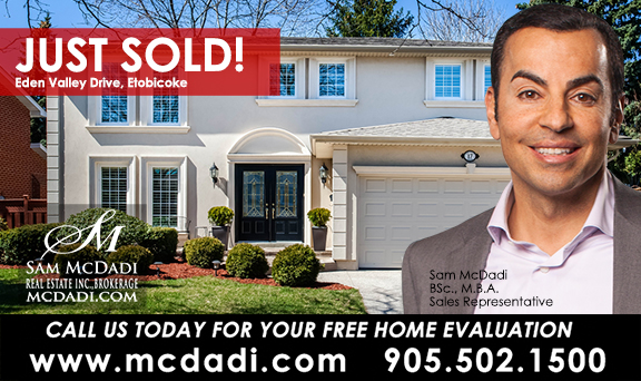sam mcdadi recent sold homes