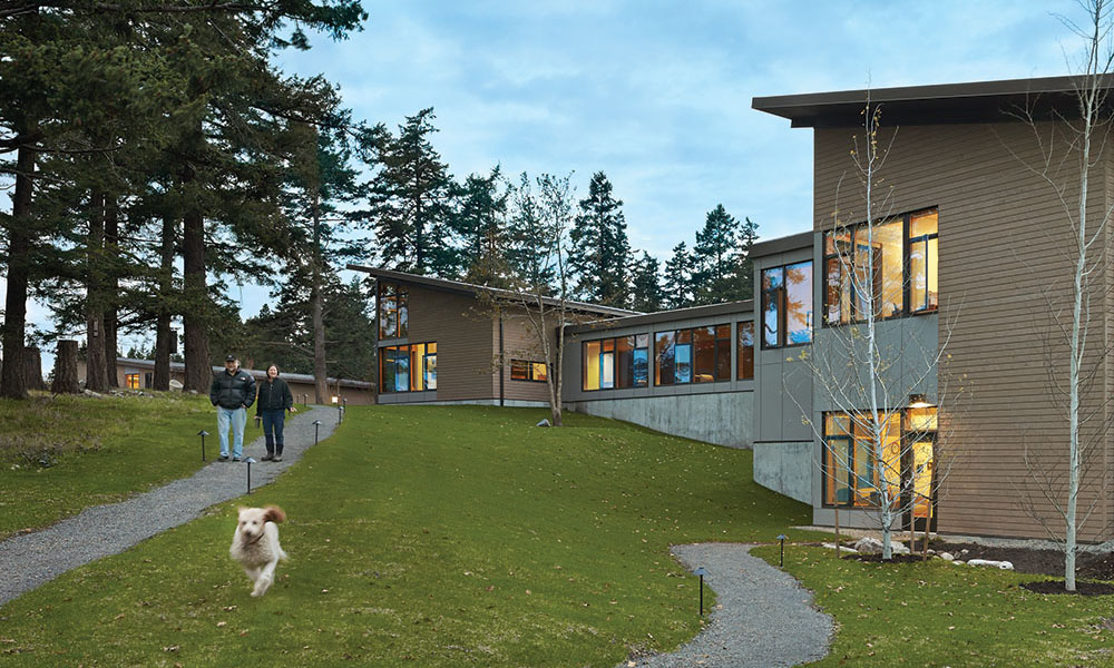 Redefining Rural Care Peace Island Medical Center  Medical Construction and Design