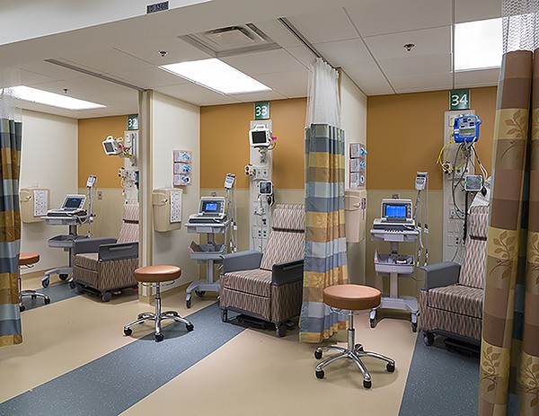 Todays ED Designing Efficient Emergency Departments in the 21st Century  Medical Construction