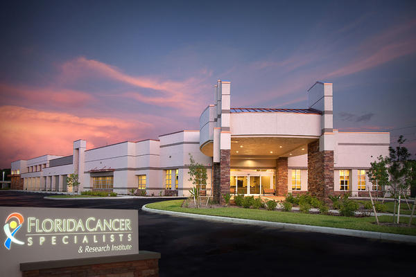 Stevens Construction Completes Florida Cancer Specialists  Research Institute  Medical