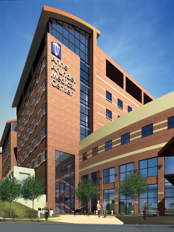 Anne Arundel Medical Center Opens New Patient Care Pavilion  Medical Construction and Design