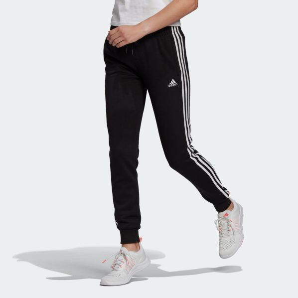 ESSENTIALS FRENCH TERRY 3-STRIPES JOGGERS adidas