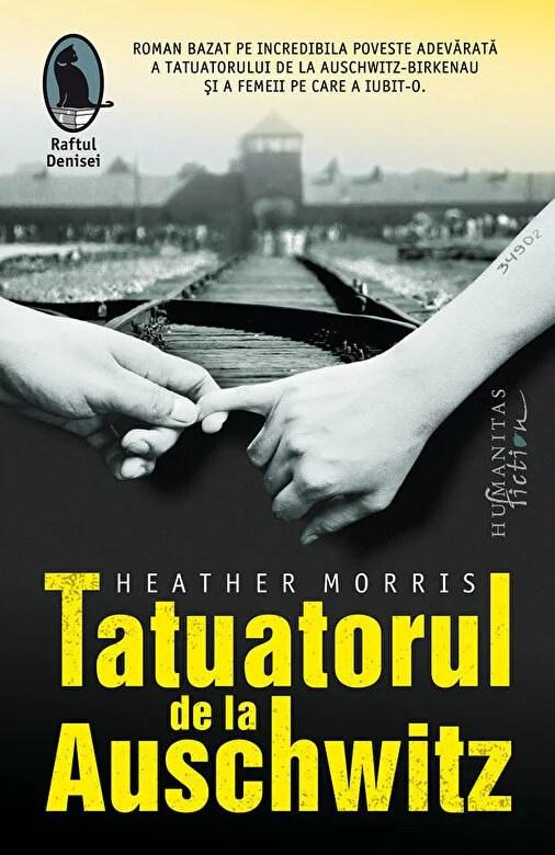 Heather Morris - Tatuatorul de la Auschwitz -
