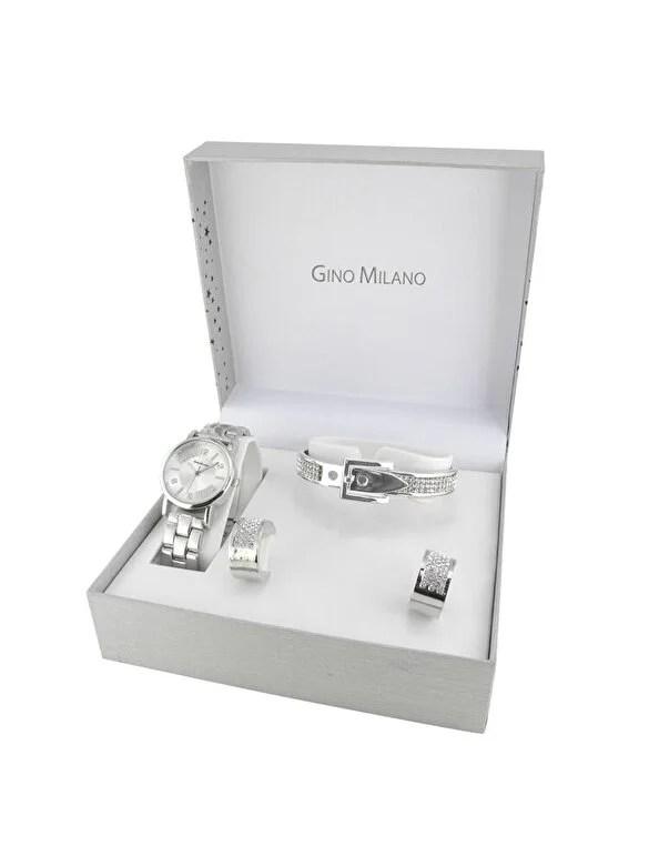 Gino Milano - Set Gino Milano MWF16-025 - Argintiu