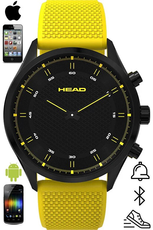 Head - Smartwatch Head HE-002-05 - Galben