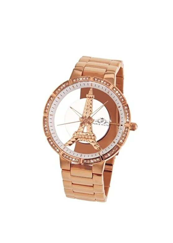 Paris Hilton - Ceas PARIS HILTON BPH50114G-801 - Auriu Rose
