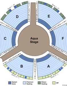 Le reve seating chart theater at wynn las vegas tickets also hobit fullring rh