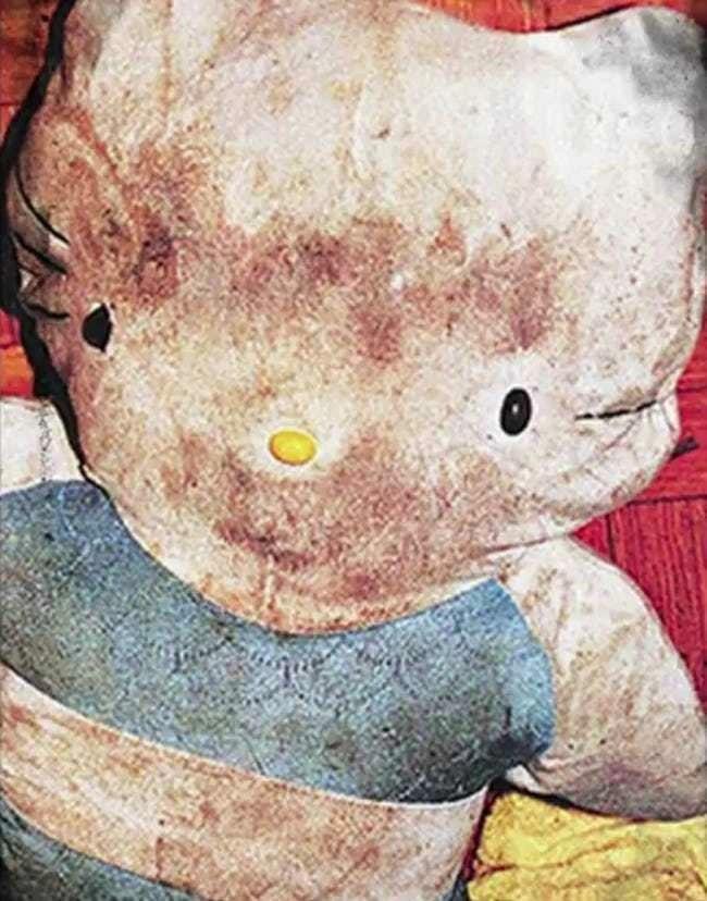 Hello Kitty Case Crime Scene Photos : hello, kitty, crime, scene, photos, Episode, Hello, Kitty, Murder