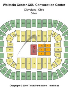 Wolstein center csu convocation tickets seating charts and schedule in cleveland oh at stubpass also rh