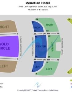 Phantom theatre venetian hotel  casino also tickets seating charts rh stubpass