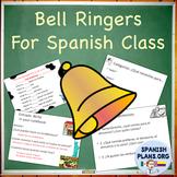 Spanish Bell ringers