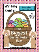 The Biggest Easter Basket Ever Writing Center
