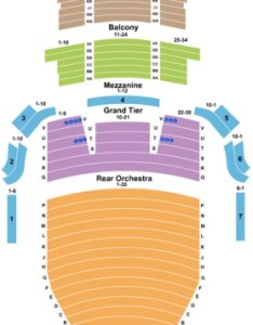 Ellen eccles theatre end stage also tickets in logan utah seating charts events rh ticketseating
