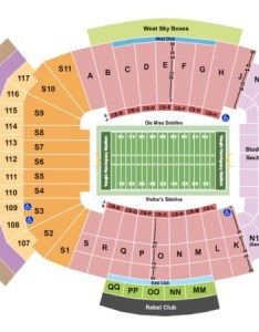 Vaught hemingway stadium football also tickets in oxford mississippi seating rh ticketseating