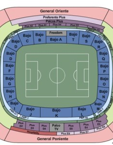 Estadio azteca soccer also tickets in mexico city ciudad de rh ticketseating