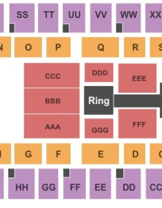 Ector county coliseum wwe also tickets in odessa texas seating charts rh ticketseating