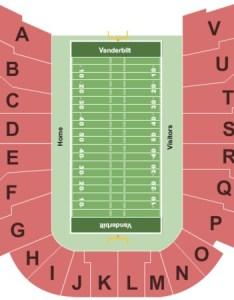 Vanderbilt stadium football also tickets in nashville tennessee rh ticketseating