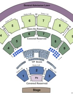 Coastal credit union music park at walnut creek endstage pit also tickets in raleigh rh ticketseating