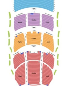 George  and dolores dore eccles theater end stage also tickets in salt lake city rh ticketseating