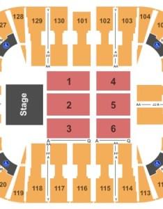 Eaglebank arena end stage also tickets in fairfax virginia seating rh ticketseating