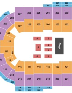 Erie insurance arena newsboys also tickets in pennsylvania seating charts rh ticketseating