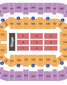 Wolstein center csu convocation end stage also tickets in cleveland ohio rh ticketseating