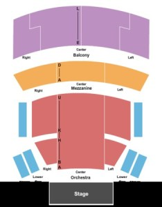 Winter garden theatre end stage also tickets in toronto ontario seating charts rh ticketseating