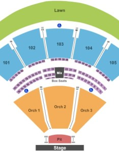 Verizon wireless amphitheatre at encore park end stage also tickets in alpharetta rh ticketseating