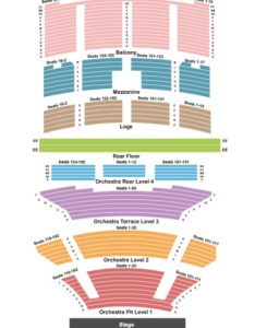 Fox theater end stage also tickets in oakland california seating rh ticketseating