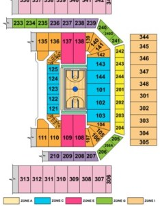 Alamodome ncaa basketball zone also tickets in san antonio texas seating charts rh ticketseating