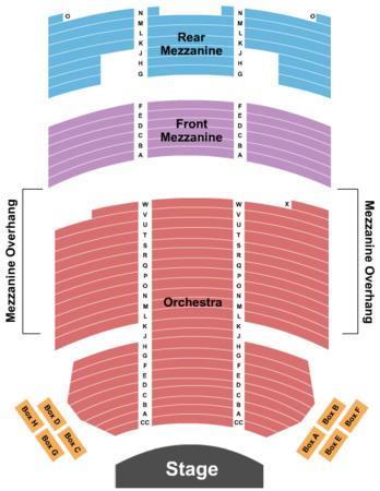 Hamilton Ny Seating Chart Arenda Stroy