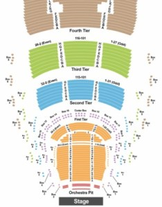 Ziff opera house at the adrienne arsht center end stage zone also tickets in miami rh ticketseating
