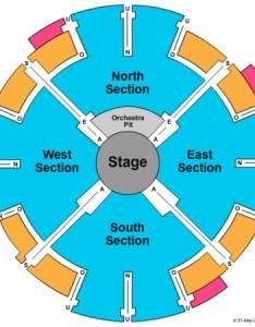 Wells fargo pavilion center stage also tickets in sacramento california seating rh ticketseating
